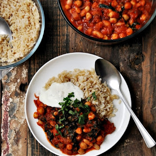 Kale & Bean Chili Recipe