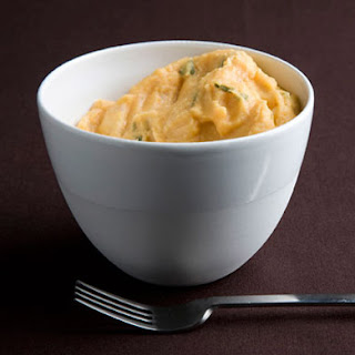 Pumpkin Potato Puree.