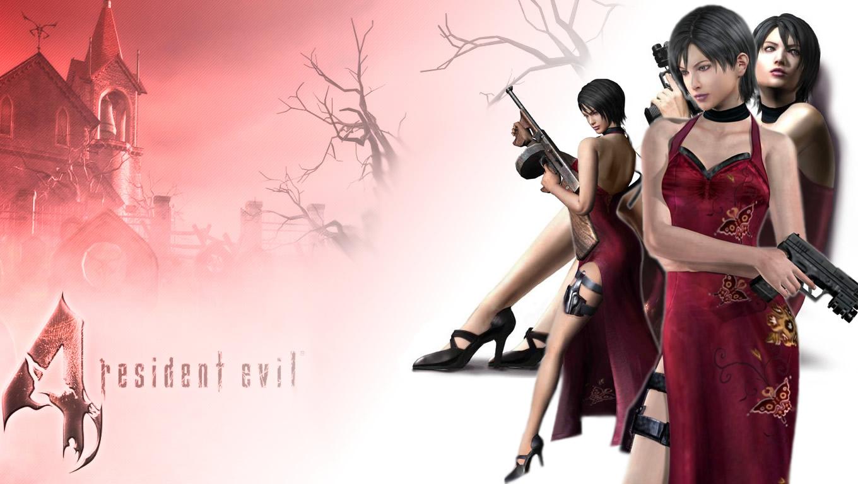 Resident Evil Thumbgal