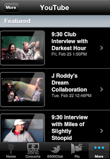 9:30 Club - screenshot thumbnail