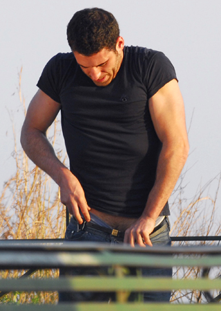 Miguel Angel Silvestre Sexy