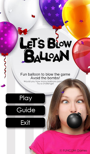Let's Blow Balloon