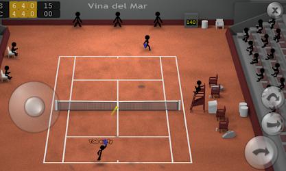 Stickman Tennis v1.3 Apk
