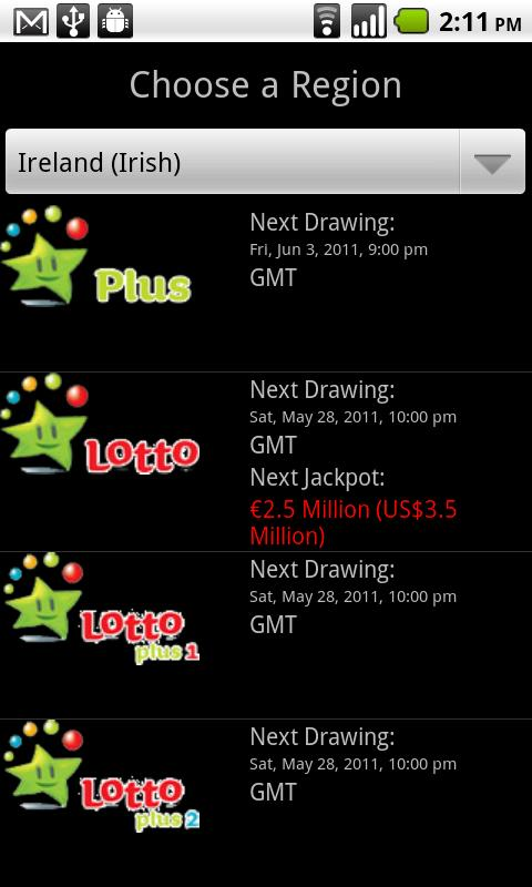 Lottery Winner - screenshot