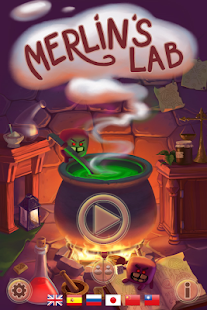 Merlin`s Lab- screenshot thumbnail