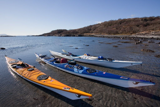 Sea kayaking with seakayakphoto com: P&H Cetus LV test and