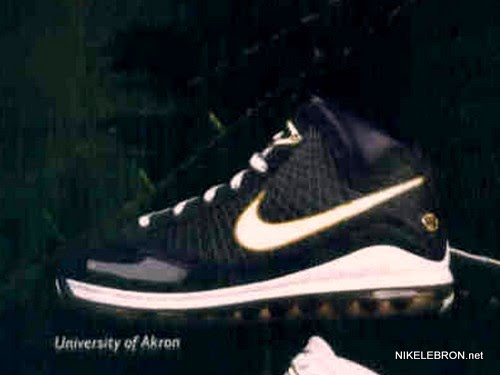 san francisco b87af 391f7 ... Sneak Peek 8211 CTK Akron University of Kentucky 8211 LeBron VII8217s  ...