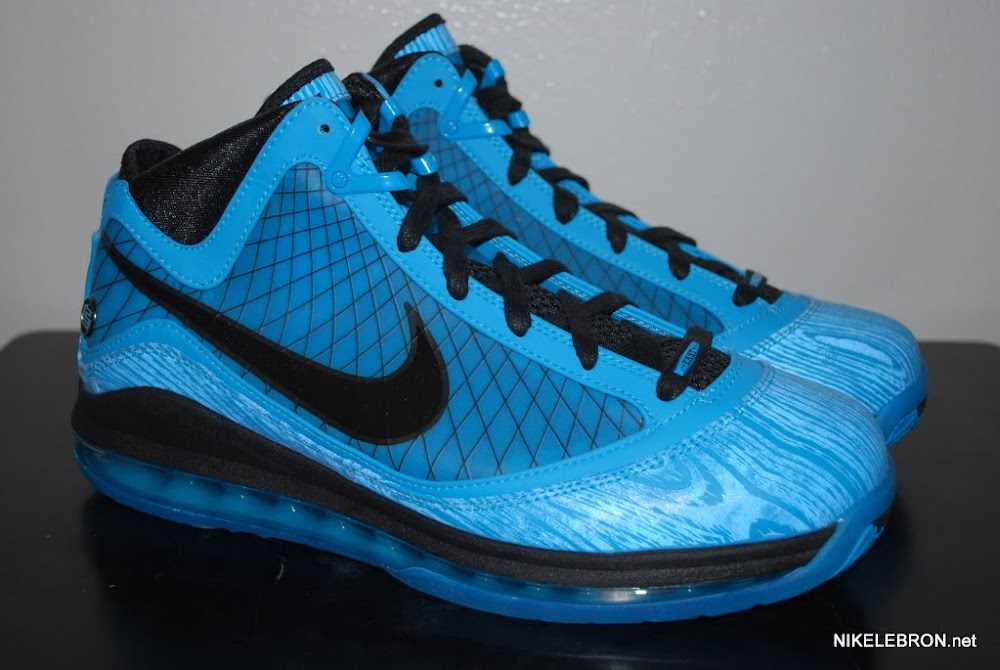 buy popular 97ad8 e872c ... Nike Max LeBron VII AllStar 2010 Exclusive Release Information