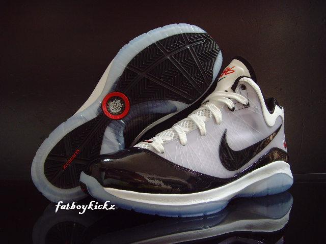 detailed look 303c7 bd614 Upcoming Nike LeBron VII P.S. – Playoff Pack – New Photos   NIKE LEBRON - LeBron  James Shoes