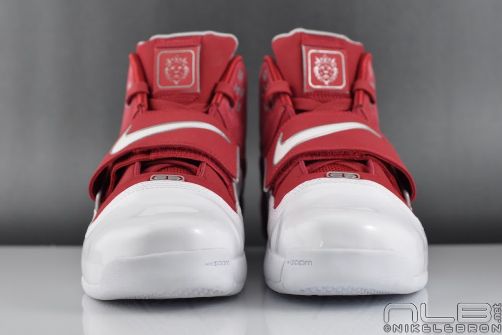 ac72334ccabdc ... Throwback Thursday Nike Zoom Soldier Ohio State Away PE ...