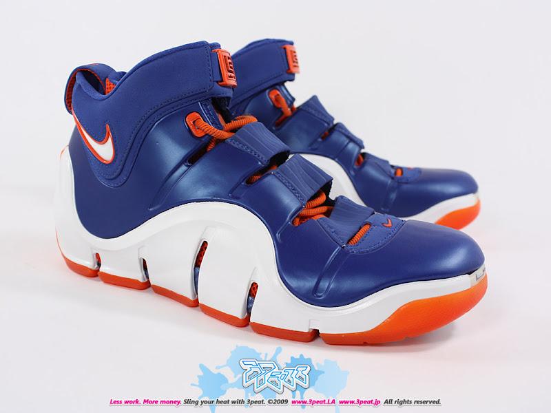 18ed852f3129 Nike Zoom LeBron IV