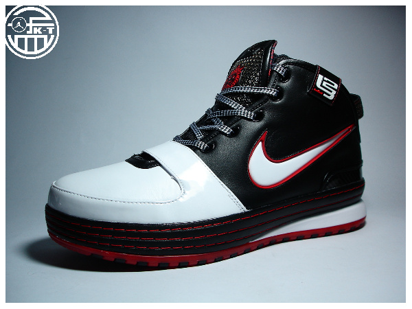 1b823707dc9 ... where to buy a fresh look at the initial nike zoom lebron six colorway  79f20 8ff6b