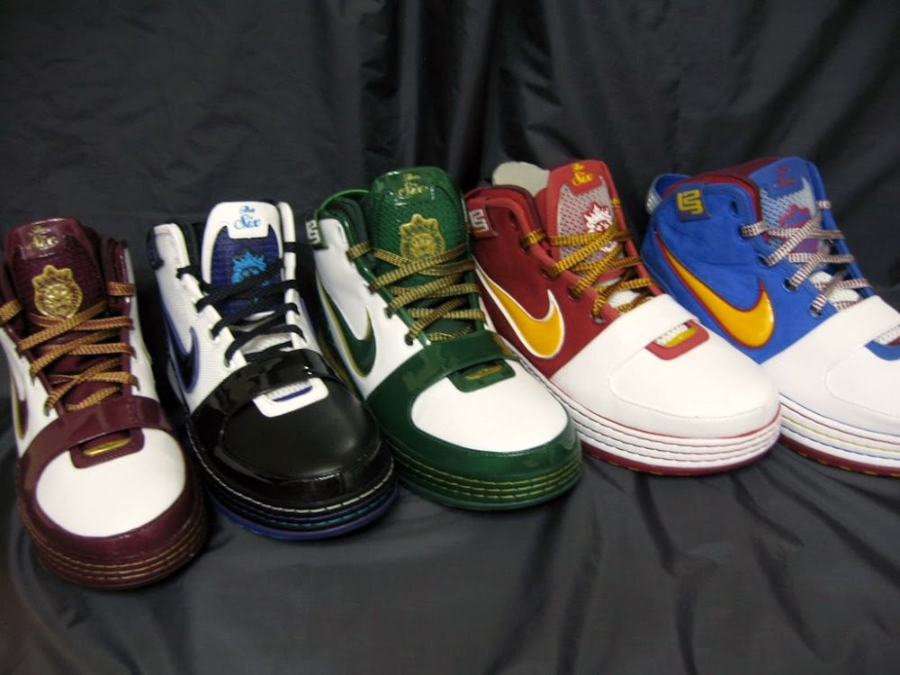 1f125fa53a2219 Upcoming House of Hoops Asia Exclusive LeBron 6s ...