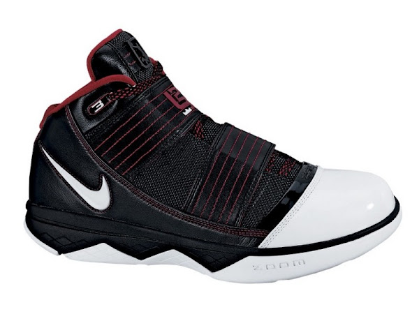 cheap for discount 2613c 15b6e Nike Zoom Soldier III Production vs Sample Comparison ...