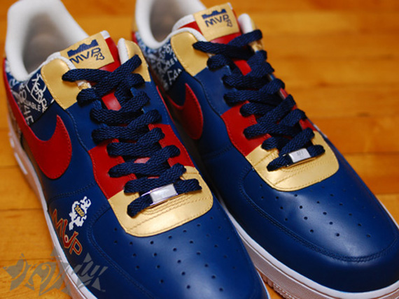 Nike Air Force 1 WBF Country Pack na 21 Mercer SneakersBR 41e1b5f385983