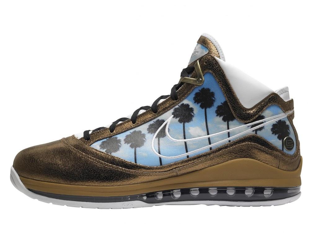 Los By Series rStecyk Iii Lebron Nike Vii C Angeles Max Artist Air wPX8O0nk