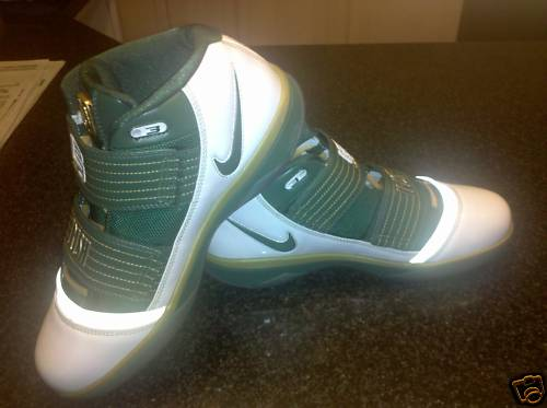online store 09228 ace10 Nike Zoom Soldier III St. Vincent St. Mary Away Edition ...
