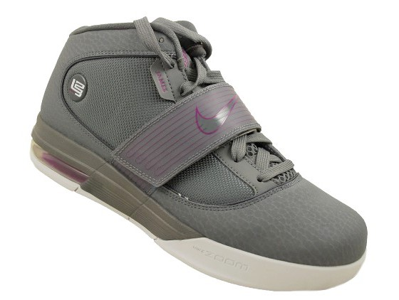 new arrival 12365 a6c6c Nike Zoom Soldier IV – Grey/Purple/White – Closer Look ...