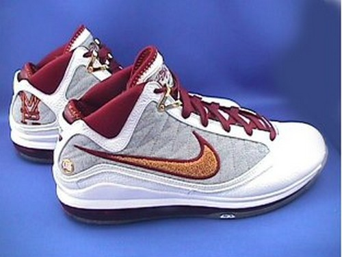 timeless design 4b63d 2482d ... Nike Air Max LeBron VII NFW MVP 8211 They8217re Real Coming Soon ...