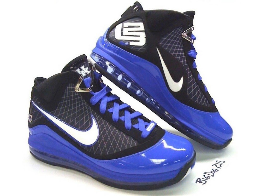 Nike Air Max Lebron Vii 7 Kentucky Wildcats Player