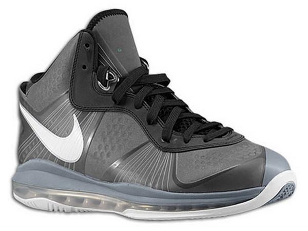 76aeff3ec3b3 Nike Air Max LeBron 8 V 2 Black Grey White Coming Soon
