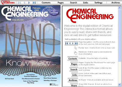 Chemical & Process Technology: February 2009