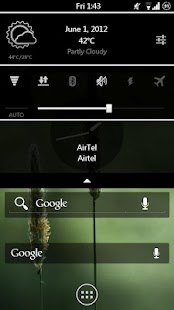 Lucid CM11 AOKP Theme - screenshot thumbnail