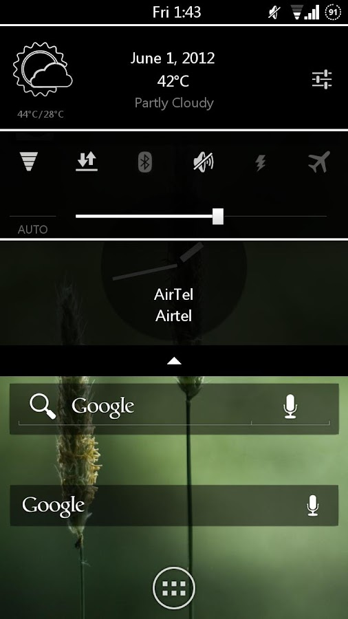 Lucid CM11 AOKP Theme - screenshot
