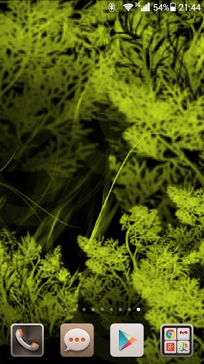 Color Vegetation LWP