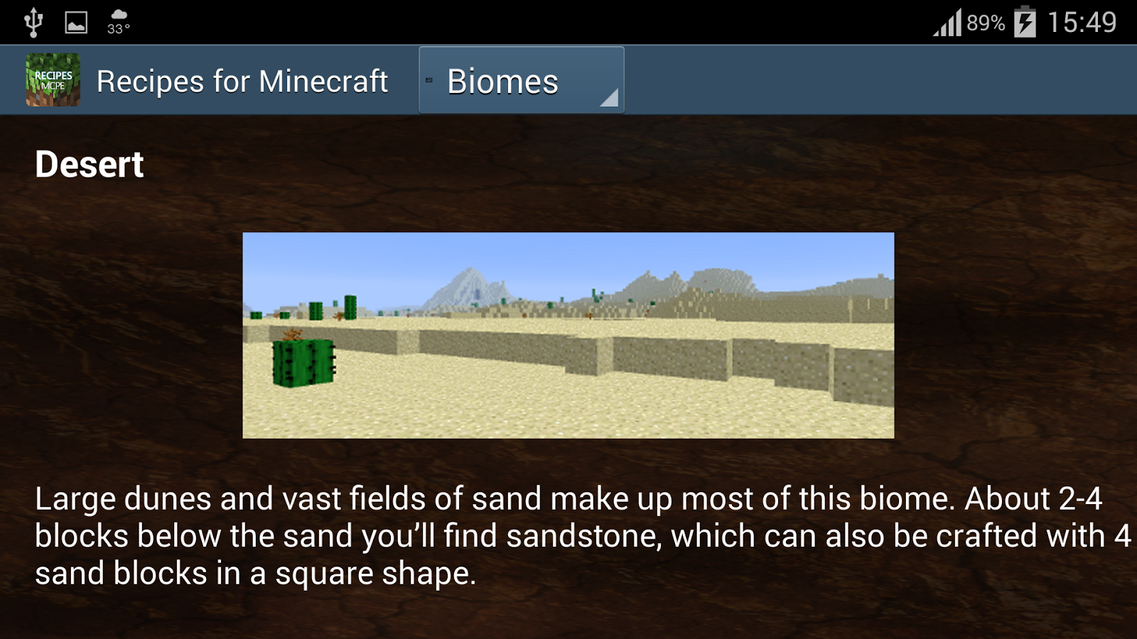 Cheats for Minecraft - screenshot