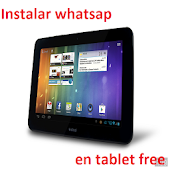 Whatsap Tablet Free