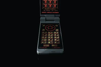 3 万台限定-新世纪福音战士新剧场版 NTT docomo 手机多图详细