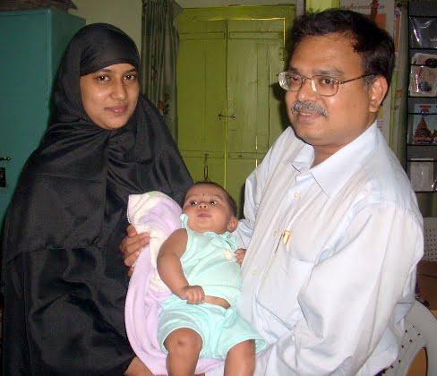 Story of an adoptive parent - Snehankur adoption center