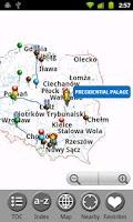 Screenshot of Poland - FREE Guide & Map