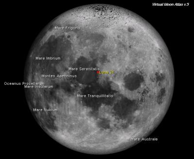 luna lunokhod 9 - photo #14