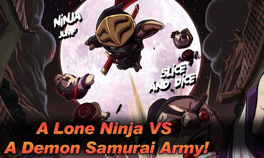 Go Ninja! - screenshot thumbnail