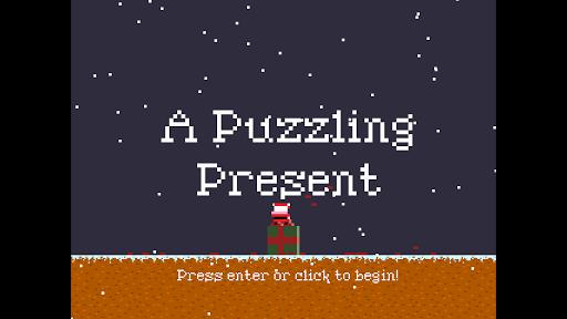 A Puzzling Present