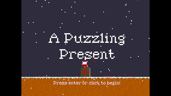 A Puzzling Present - screenshot thumbnail