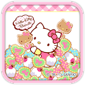 Hello Kitty Biscuits Theme icon