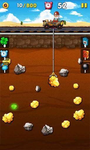ゴールドマイナー - Gold Miner FREE