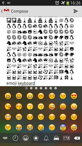 Emoji Keyboard 7 Theme