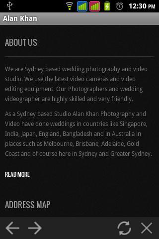 Alan Khan - screenshot