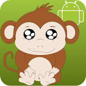 Andy the Monkey!Live Wallpaper