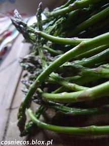 Sałatka ziemniaczano-szparagowa