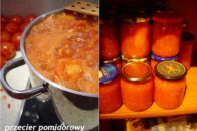 Przecier pomidorowy 2009