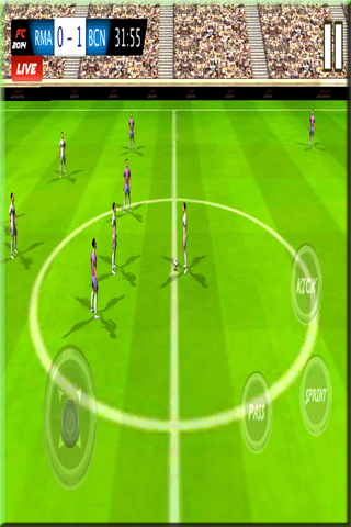 Soccer Android hits 2014