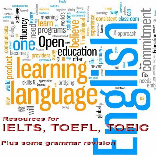 IELTS and TOEFL Practice LOGO-APP點子