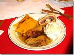 plato navideño 2