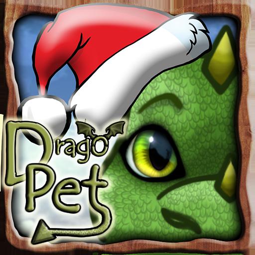 Dragon Pet: Christmas