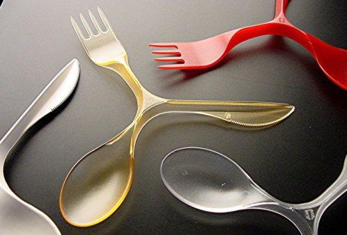 Impara l 39 arte e mettila da parte food design le posate for Oggetti design